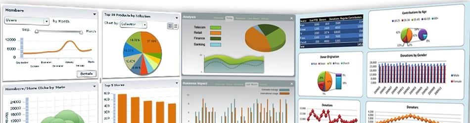 BI Reporting & Analytics - Turn raw data into reporting dashboards.