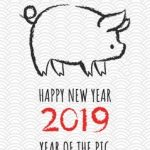 Fun Facts – Happy New Year of the Pig 2019